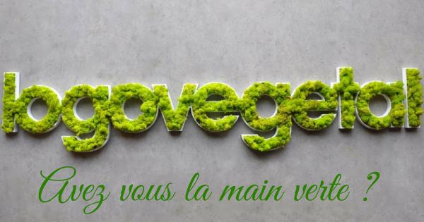 Créez votre logo végétal