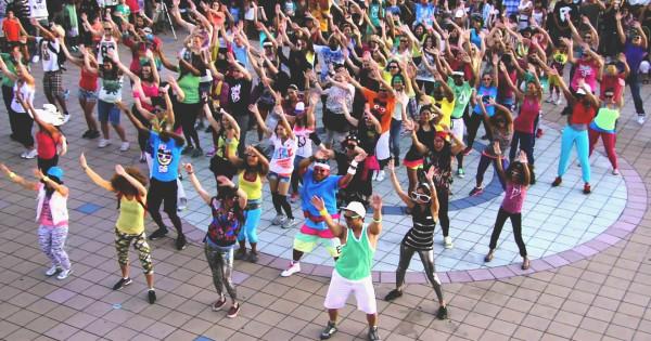 Créez votre flash mob