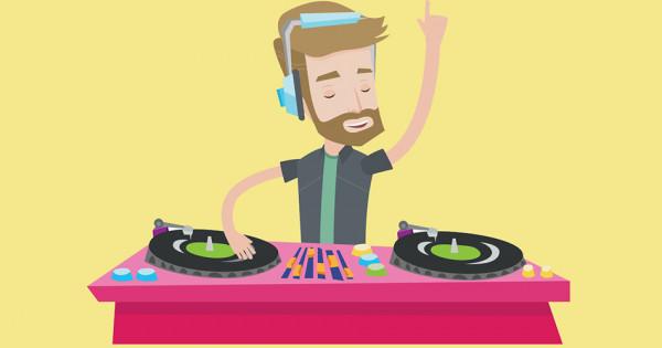 Animation musicale : DJ