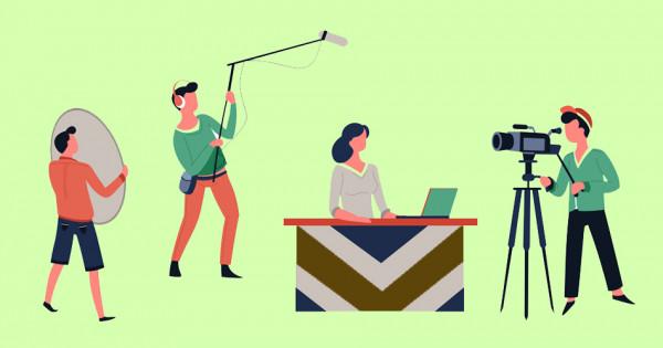 Tournez vos scènes de bureau